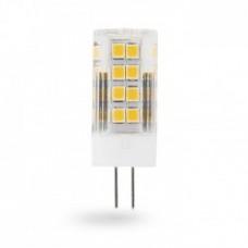 Cвітлодіодна лампа LED Feron LB-423 230V 4W 51leds G4 4000K 320m