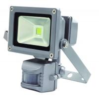 Прожектор світлодіодний 10W з датчиком руху