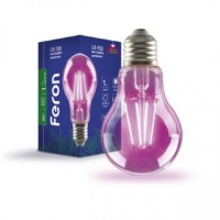 Світлодіодна фітолампи Feron LB-708 8W E27