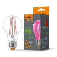 LED лампа VIDEX Filament A60FF 08W E27 1000K