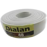Коаксіальний кабель RG6U 48W Cu 48% 75 Ом