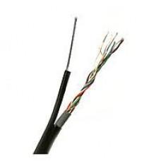 Вита пара UTP+M Сat.5Е 4PR CCA 0.48 PVC+PE Outdoor