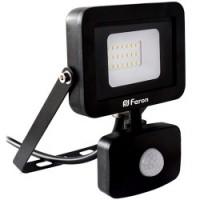 Прожектор світлодіодний LL-802 20W 6400K (+датчик)