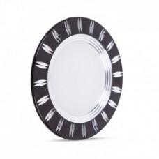 Світлодіодний світильник чорний Feron AL779 5W 4000K