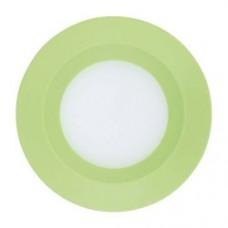 Світлодіодний світильник зелений Feron AL525 3W 5000K