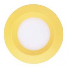 Світлодіодний світильник жовтий Feron AL525 3W 5000K