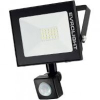Прожектор світлодіодний EVROLIGHT 20Вт з датчиком руху EV-20D 6400К