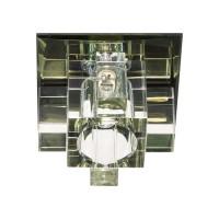 Вбудований світильник Feron 1525 35W G9 жовтий