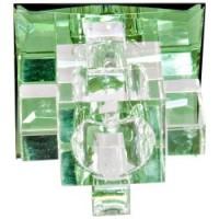 Вбудований світильник Feron 1525 35W G9 зелений