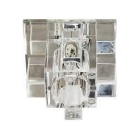 Вбудований світильник Feron 1525 35W G9 прозорий