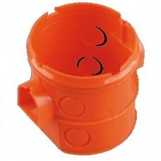 Підрозетник РК- 60 набірний негорючий помаранчевий