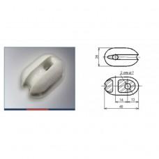 Ізолятор ИТО- 2 фарфоровий