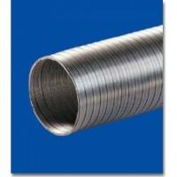 Алювент М 100/3 повітропровід алюмінієвий Vents