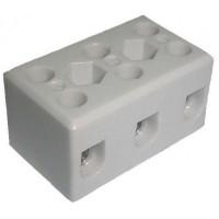 Клемник керамічний 3-line 30A