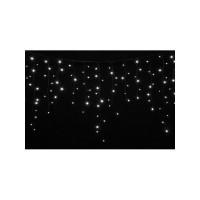 Гірлянда зовнішня DELUX ICICLE 120LED 2x0.9m біл / чорн IP44 EN - (90009065)