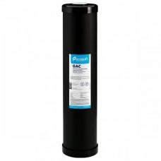 """Картрідж для видалення хлору CHV4520ECO GAC """"20"""" вугільний Ecosoft"""