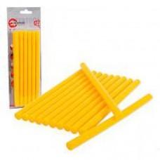 Клейові стрижні для пістолета жовті