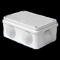 Коробка розподільна зовнішня Р-5 150х150х70мм