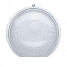 Світильник настінний евросвет WOL-10 100Вт Е27 коло білий IP65