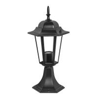 Світильник садово-парковий DELUX PALACE A004 60Вт Е27 чорний
