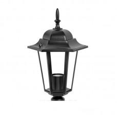 Світильник садово-парковий DELUX PALACE А003 60W E27 Чорний