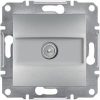 Розетка SCHNEIDER ASFORA EPH3200161 TV кінцева (1 дБ) алюміній