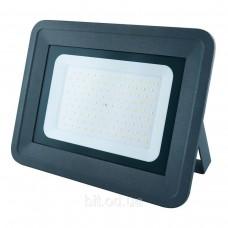 Прожектор світлодіодний 100W 9500lm S4-SMD-100-Slim 6500К 220V IP65 BIOM