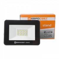 Прожектор світлодіодний 20Вт 6400К EV-20-504 STAND 1600Лм